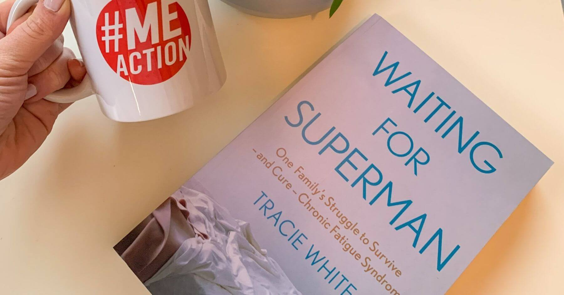 Waiting for Superman Book on table